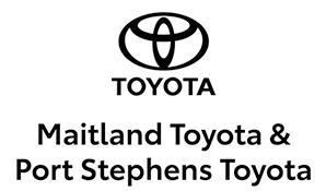 sponsor logo maitland toyota