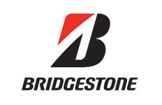 Bridgestone sponsor logo