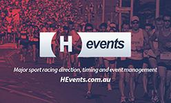 H Events sponsor logo