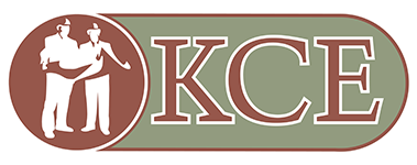 KCE sponsor logo