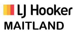 LJ Hooker Maitland sponsor logo