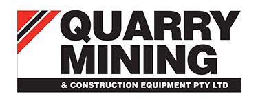Quarry Mining sponsor logo