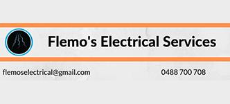 Logo Flemos Electrical